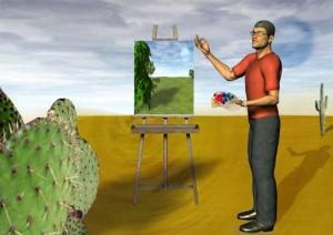 نقاشی دیجیتالی