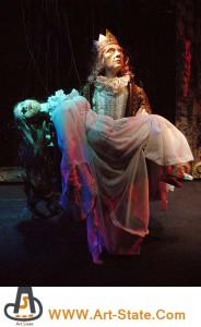 نمایشنامه مکبث شکسپیر