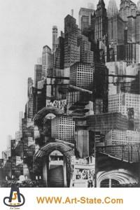 بررسی فیلم مترو پلیس اثر فریتز لانگ در سینمای اکسپرسیونیسم