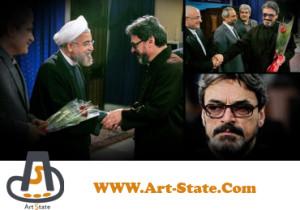 تجلیل رئیس جمهور از حسین علیزاده