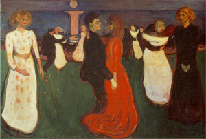 نقاشی های ادوارد مونش مونک