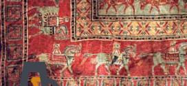 فرش پازیریک ، کنکور هنر
