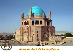 گنبد سلطانیه - کنکور هنر