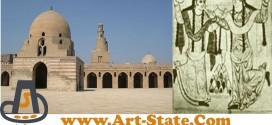 گچبری ها و تزئینات کاخ جوسق خاقانی