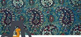 پارچه باقی صفوی - کنکور هنر