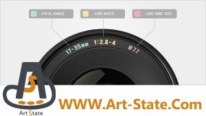 آشنایی با انواع لنز دوربین عکاسی ، کنکور هنر
