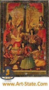 موسیقی دوره سلجوقیان ، کنکور هنر