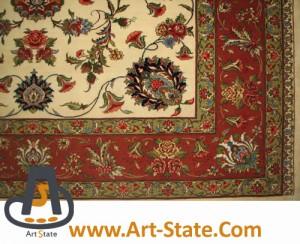 فرش های دوره ی صفوی , کنکور هنر