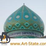 گنبد در معماری اسلامی ، کنکور هنر