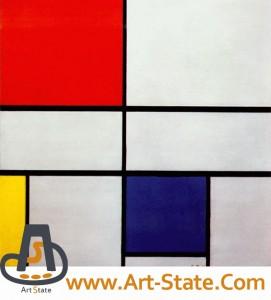 د استیل , پیت موندریان , کنکور هنر