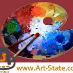 نقاشی رنگ روغن , کنکور هنر