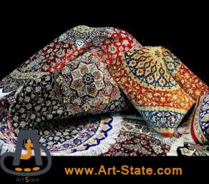 ویژگی های یک فرش  دستباف , کنکور هنر