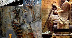 نقش گل نیلوفر در ایران باستان , کنکور هنر