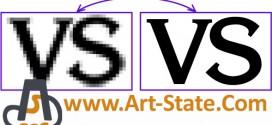 تفاوت نرم افزارهای وکتور و رستر ، آموزش فتوشاپ ، کنکور هنر