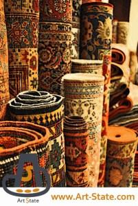 انواع طرح فرش ایرانی , کنکور هنر