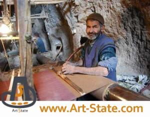عبا بافی , کنکور هنر