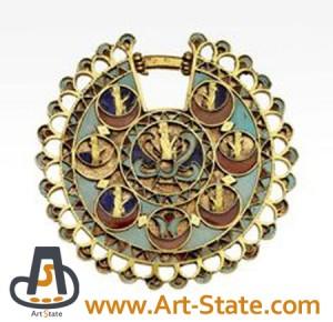 زیورآلات ایران باستان , کنکور هنر