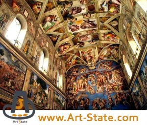 فرسکو , fresco , کنکور هنر
